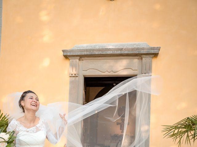 Il matrimonio di Matteo e Elena a Montelupo Fiorentino, Firenze 60
