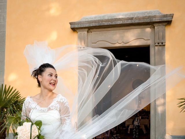 Il matrimonio di Matteo e Elena a Montelupo Fiorentino, Firenze 61