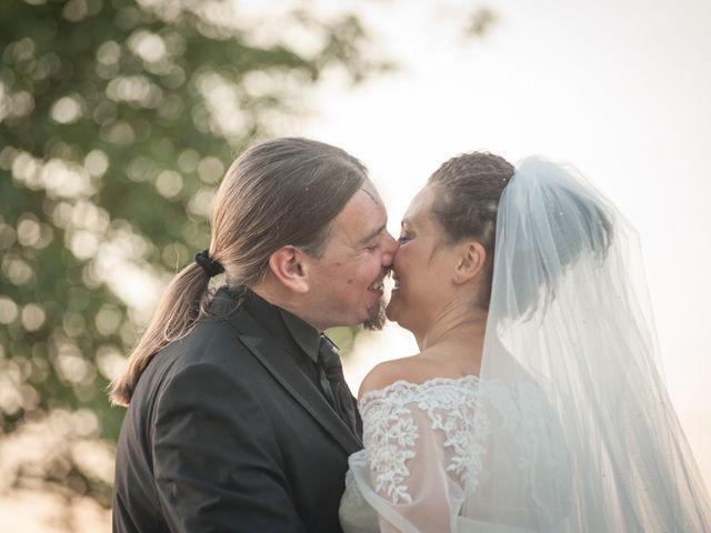 Il matrimonio di Matteo e Elena a Montelupo Fiorentino, Firenze 71