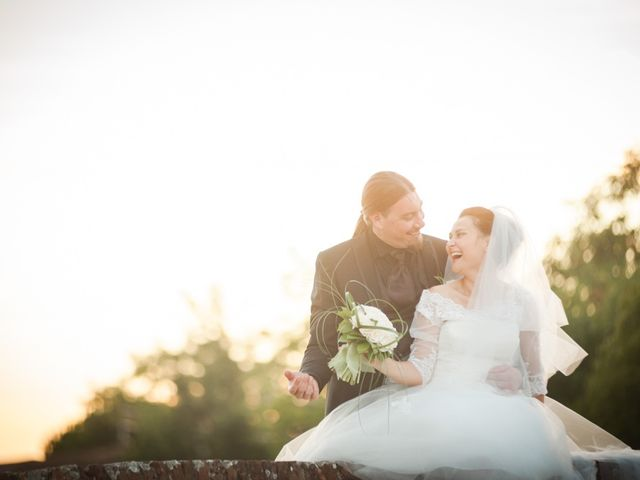 Le nozze di Elena e Matteo