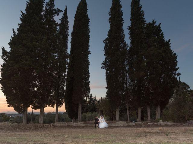 Il matrimonio di Matteo e Elena a Montelupo Fiorentino, Firenze 73