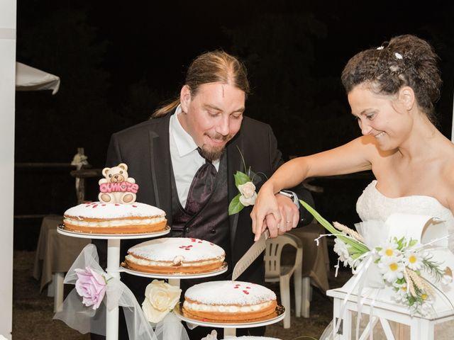 Il matrimonio di Matteo e Elena a Montelupo Fiorentino, Firenze 82