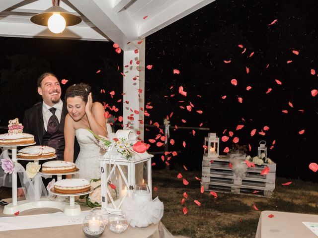 Il matrimonio di Matteo e Elena a Montelupo Fiorentino, Firenze 84