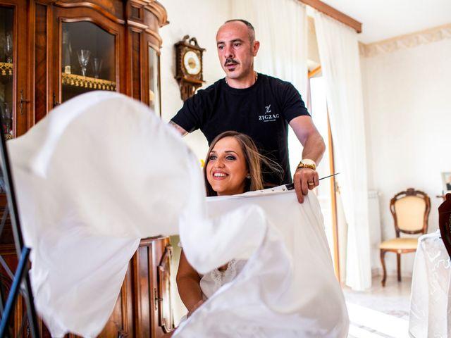Il matrimonio di Michele e Enza a Acerra, Napoli 2