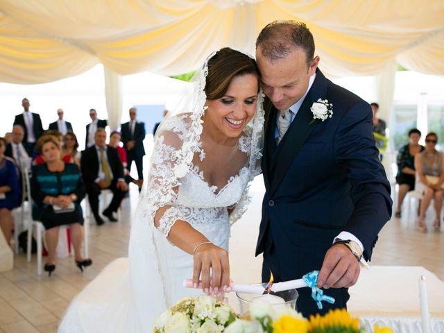 Il matrimonio di Michele e Enza a Acerra, Napoli 23