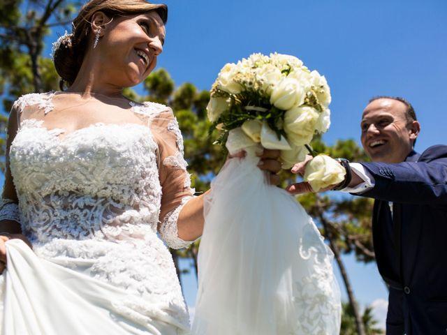 Il matrimonio di Michele e Enza a Acerra, Napoli 30
