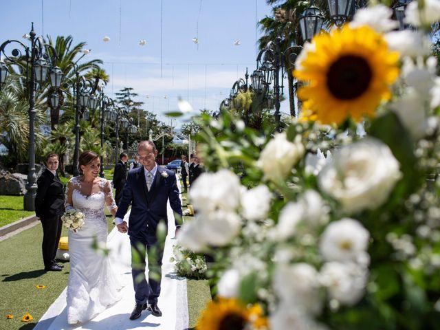 Il matrimonio di Michele e Enza a Acerra, Napoli 35
