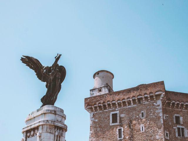 Il matrimonio di Fabio e Nunzia a Benevento, Benevento 15