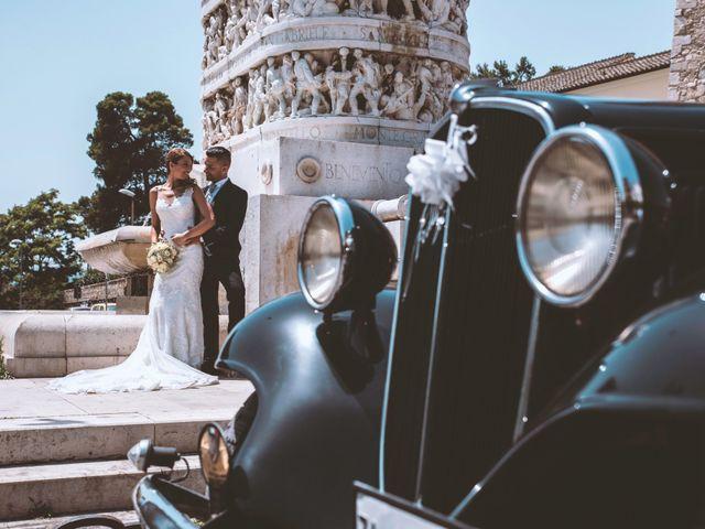 Il matrimonio di Fabio e Nunzia a Benevento, Benevento 16