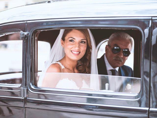 Il matrimonio di Fabio e Nunzia a Benevento, Benevento 21