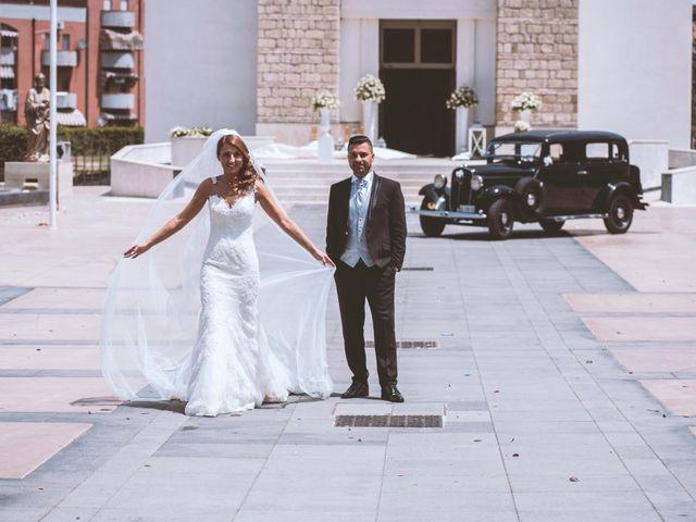 Il matrimonio di Fabio e Nunzia a Benevento, Benevento 26