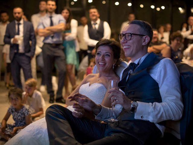 Le nozze di Cristina e Simone