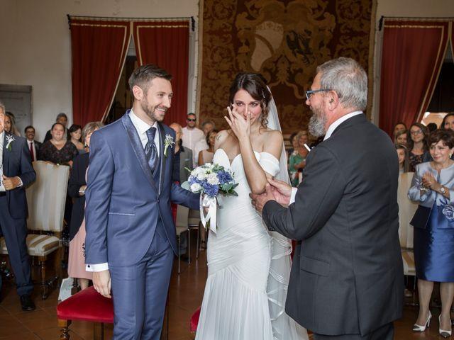 Il matrimonio di Roberto e Elisa a Dozza, Bologna 7