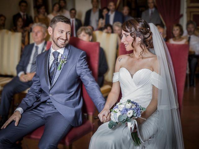 Il matrimonio di Roberto e Elisa a Dozza, Bologna 9
