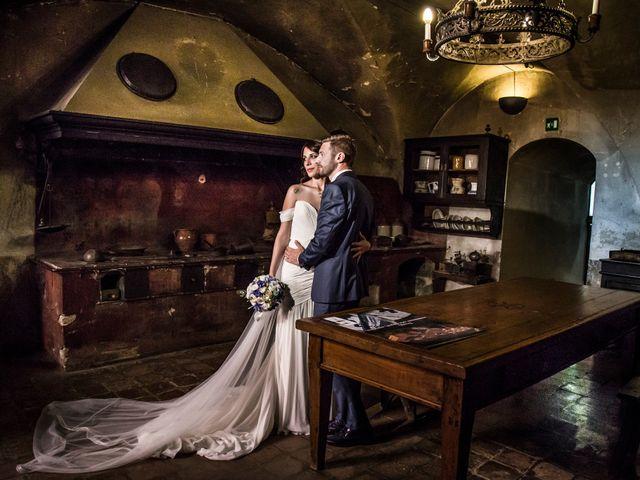 Il matrimonio di Roberto e Elisa a Dozza, Bologna 17