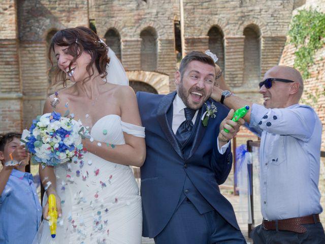 Il matrimonio di Roberto e Elisa a Dozza, Bologna 18
