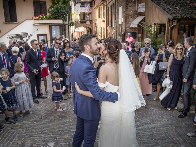 Il matrimonio di Roberto e Elisa a Dozza, Bologna 19
