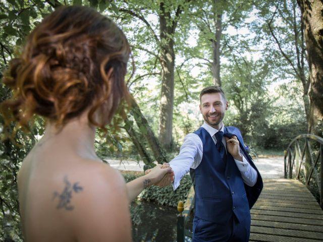 Il matrimonio di Roberto e Elisa a Dozza, Bologna 25