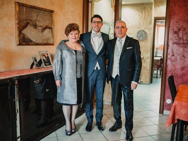 Il matrimonio di Christian e Aurora a Piacenza, Piacenza 86