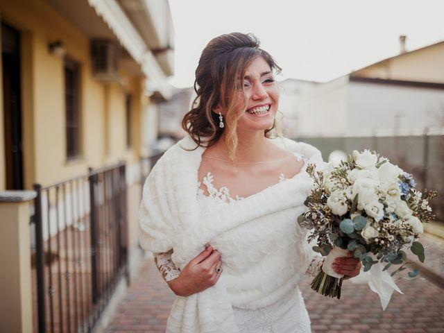Il matrimonio di Christian e Aurora a Piacenza, Piacenza 74