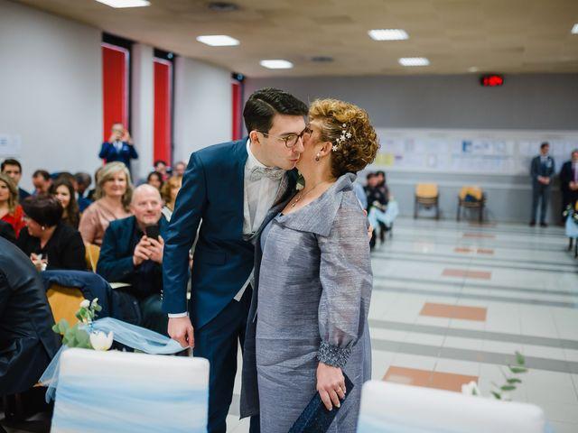 Il matrimonio di Christian e Aurora a Piacenza, Piacenza 71