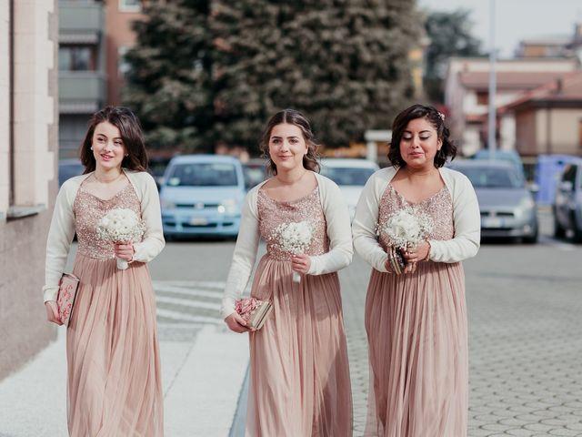 Il matrimonio di Christian e Aurora a Piacenza, Piacenza 70
