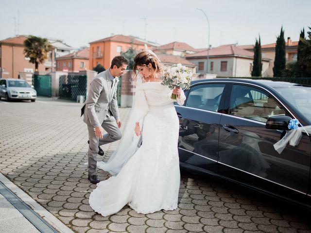 Il matrimonio di Christian e Aurora a Piacenza, Piacenza 69