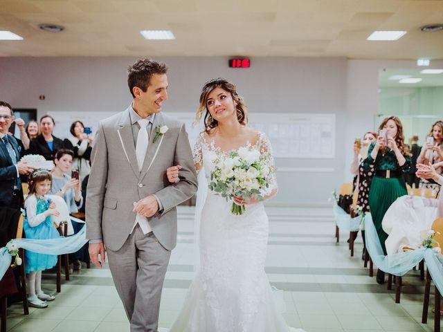 Il matrimonio di Christian e Aurora a Piacenza, Piacenza 95