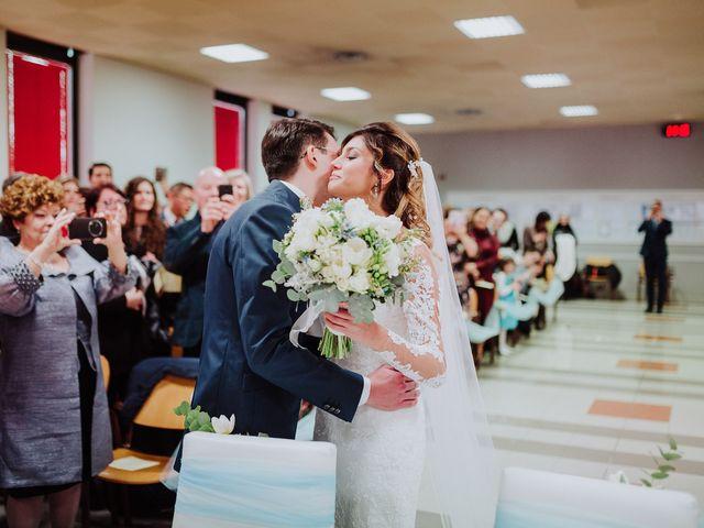Il matrimonio di Christian e Aurora a Piacenza, Piacenza 81