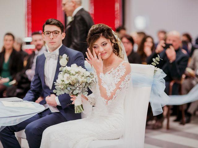 Il matrimonio di Christian e Aurora a Piacenza, Piacenza 113