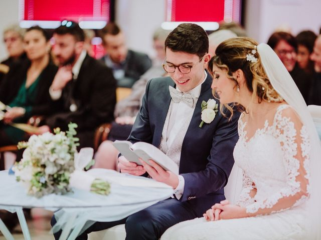 Il matrimonio di Christian e Aurora a Piacenza, Piacenza 126