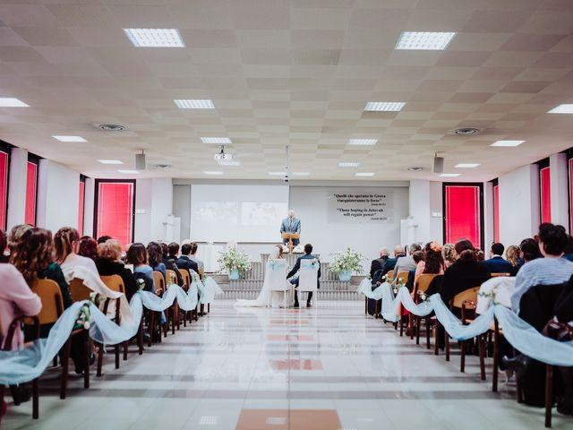 Il matrimonio di Christian e Aurora a Piacenza, Piacenza 125