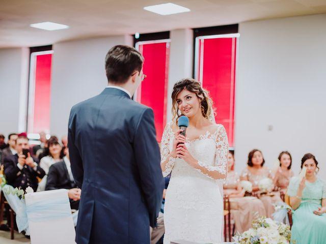 Il matrimonio di Christian e Aurora a Piacenza, Piacenza 123