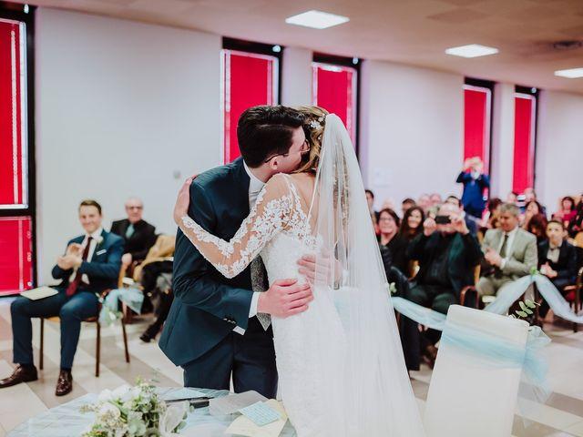 Il matrimonio di Christian e Aurora a Piacenza, Piacenza 122