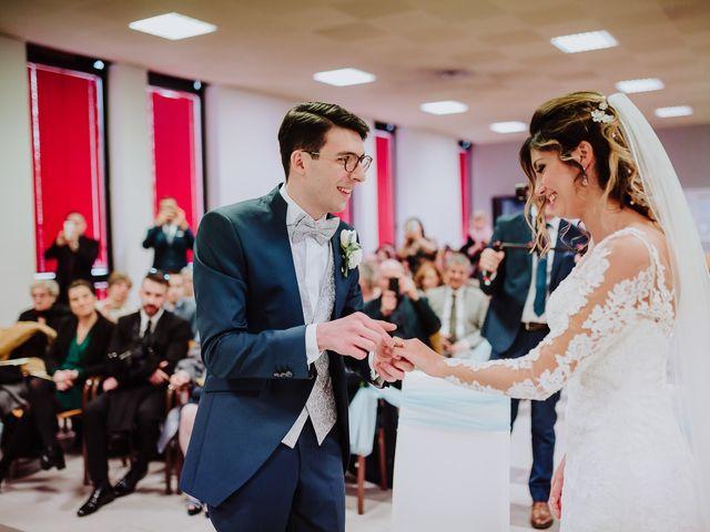 Il matrimonio di Christian e Aurora a Piacenza, Piacenza 120