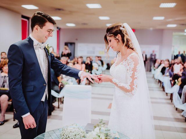 Il matrimonio di Christian e Aurora a Piacenza, Piacenza 119