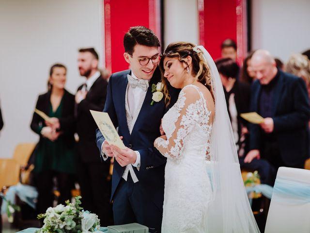 Il matrimonio di Christian e Aurora a Piacenza, Piacenza 118