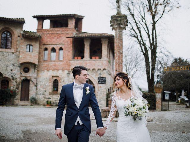 Il matrimonio di Christian e Aurora a Piacenza, Piacenza 109