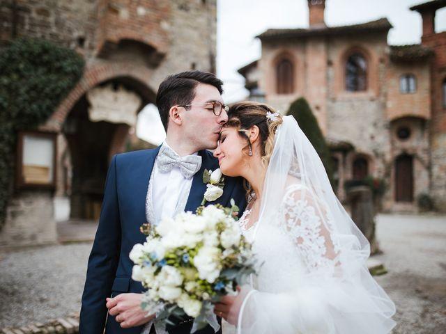 Il matrimonio di Christian e Aurora a Piacenza, Piacenza 108