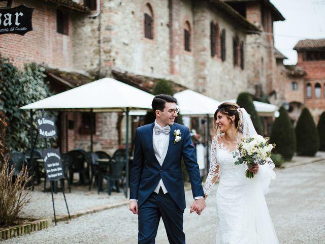 Il matrimonio di Christian e Aurora a Piacenza, Piacenza 107