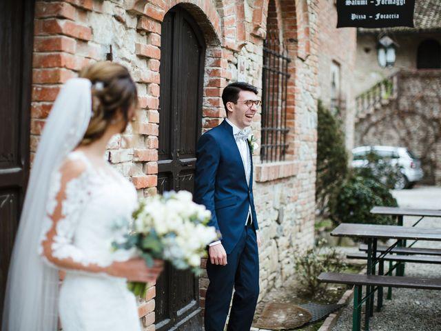 Il matrimonio di Christian e Aurora a Piacenza, Piacenza 105