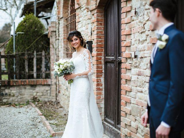 Il matrimonio di Christian e Aurora a Piacenza, Piacenza 104