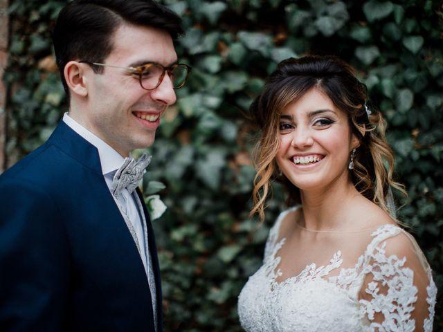 Il matrimonio di Christian e Aurora a Piacenza, Piacenza 99