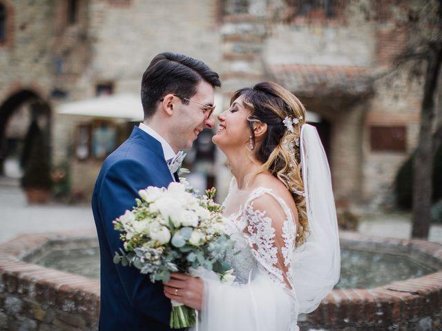 Il matrimonio di Christian e Aurora a Piacenza, Piacenza 64