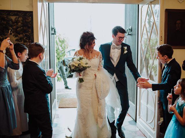 Il matrimonio di Christian e Aurora a Piacenza, Piacenza 25