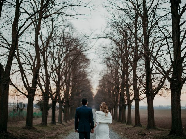 Il matrimonio di Christian e Aurora a Piacenza, Piacenza 31
