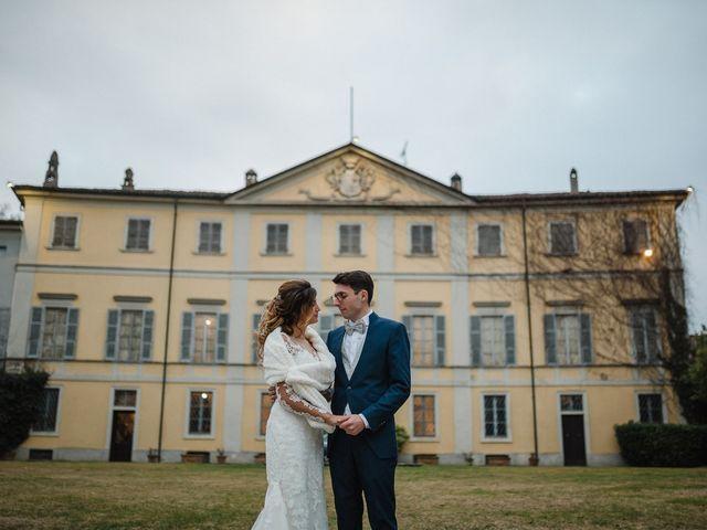 Il matrimonio di Christian e Aurora a Piacenza, Piacenza 62