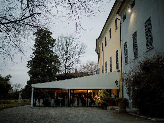 Il matrimonio di Christian e Aurora a Piacenza, Piacenza 54