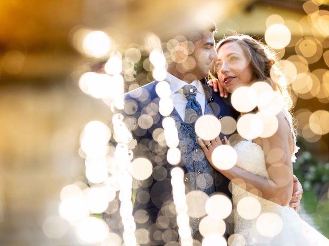 Le nozze di Veronica e Mauro