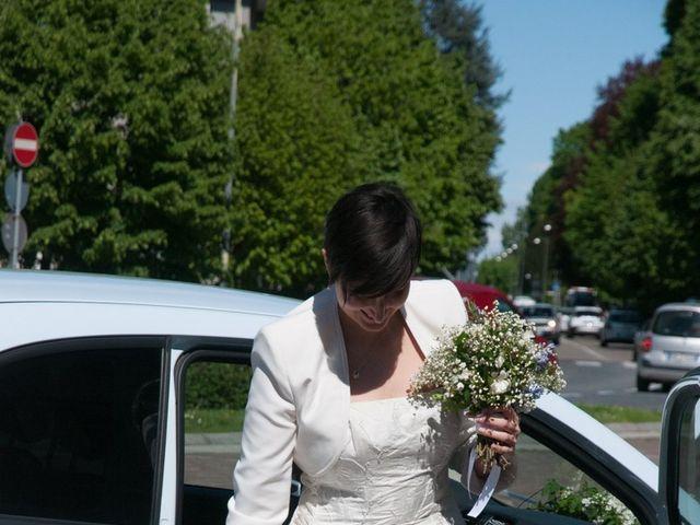 Il matrimonio di Francesco e Elisabetta a Saronno, Varese 9